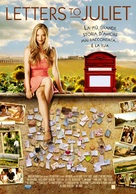 Letters to Juliet - Italian Movie Poster (xs thumbnail)