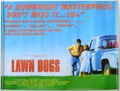 Lawn Dogs - British Movie Poster (xs thumbnail)