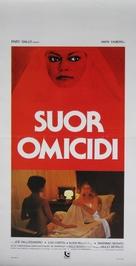 Suor Omicidi - Italian Movie Poster (xs thumbnail)