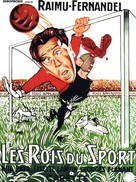 Rois du sport, Les - French Re-release movie poster (xs thumbnail)