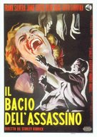Killer's Kiss - Italian Movie Poster (xs thumbnail)