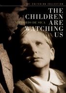 Bambini ci guardano, I - DVD cover (xs thumbnail)