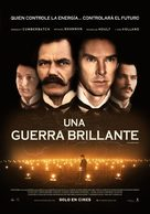 The Current War - Argentinian Movie Poster (xs thumbnail)