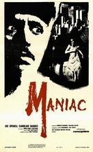Maniac - Italian Movie Poster (xs thumbnail)