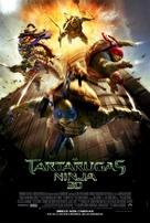 Teenage Mutant Ninja Turtles - Brazilian Movie Poster (xs thumbnail)