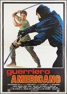 American Ninja - Italian Movie Poster (xs thumbnail)