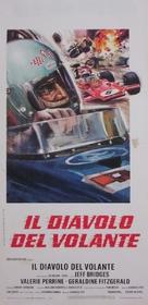 The Last American Hero - Italian Movie Poster (xs thumbnail)