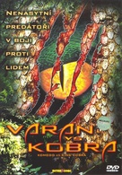 The Curse of the Komodo - Czech DVD cover (xs thumbnail)