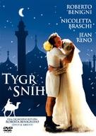 Tigre e la neve, La - Czech DVD movie cover (xs thumbnail)