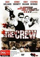 The Crew - Australian DVD cover (xs thumbnail)