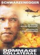 Collateral Damage - French Movie Poster (xs thumbnail)