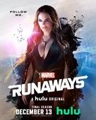 """Runaways"" - Movie Poster (xs thumbnail)"