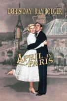 April in Paris - Movie Cover (xs thumbnail)