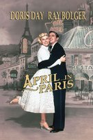 April in Paris - Movie Cover (xs thumbnail)