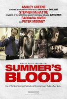 Summer's Blood - DVD cover (xs thumbnail)