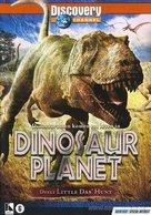 """Dinosaur Planet"" - Dutch DVD movie cover (xs thumbnail)"