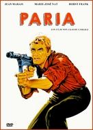 Le paria - German Movie Cover (xs thumbnail)