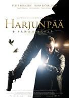 Harjunpää ja pahan pappi - Finnish Movie Poster (xs thumbnail)