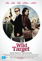 Wild Target - Australian Movie Poster (xs thumbnail)