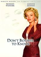 Don't Bother to Knock - DVD movie cover (xs thumbnail)