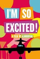 Los amantes pasajeros - Movie Poster (xs thumbnail)
