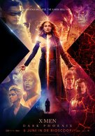 Dark Phoenix - Dutch Movie Poster (xs thumbnail)