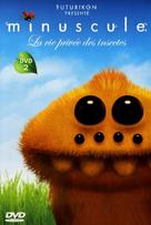 """""""Minuscule"""" - French DVD movie cover (xs thumbnail)"""
