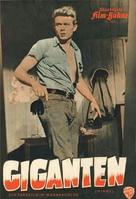 Giant - German poster (xs thumbnail)