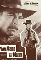 Da uomo a uomo - German poster (xs thumbnail)