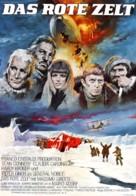 Krasnaya palatka - German Movie Poster (xs thumbnail)