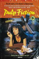 Pulp Fiction - Advance poster (xs thumbnail)