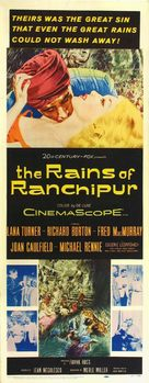 The Rains of Ranchipur - Movie Poster (xs thumbnail)