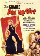 Pin Up Girl - DVD cover (xs thumbnail)