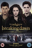 The Twilight Saga: Breaking Dawn - Part 2 - British DVD cover (xs thumbnail)