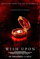 Wish Upon - Singaporean Movie Poster (xs thumbnail)