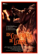 The Company of Wolves - Spanish Movie Poster (xs thumbnail)