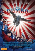 Dumbo - Australian Movie Poster (xs thumbnail)