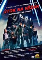 Attack the Block - Czech DVD movie cover (xs thumbnail)