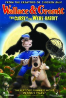 Wallace & Gromit in The Curse of the Were-Rabbit - DVD movie cover (xs thumbnail)