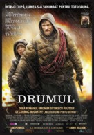 The Road - Romanian Movie Poster (xs thumbnail)