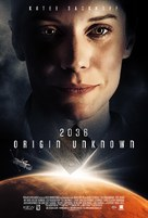 2036 Origin Unknown - British Movie Poster (xs thumbnail)