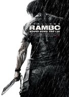 Rambo - Vietnamese Movie Poster (xs thumbnail)