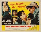 The Young Don't Cry - Movie Poster (xs thumbnail)