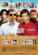 Youth in Revolt - Finnish Movie Poster (xs thumbnail)