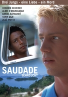 Saudade - Sehnsucht - Swiss DVD cover (xs thumbnail)