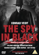 The Spy in Black - British DVD cover (xs thumbnail)