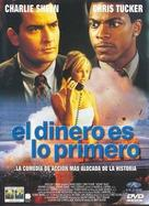 Money Talks - Spanish DVD movie cover (xs thumbnail)