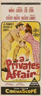 A Private's Affair - Australian Movie Poster (xs thumbnail)