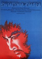 Oni no sumu yakata - Polish Movie Poster (xs thumbnail)