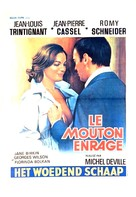 Le mouton enragé - Belgian Movie Poster (xs thumbnail)